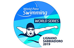The World Para Swimming World Series LIGNANO SABBIADORO 2019
